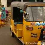 Auto Rickshaw: Madurai, India