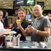 Blije eikels worden blij van bier