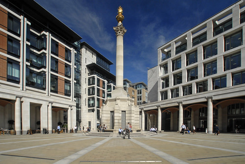 UK - London - Paternoster Square