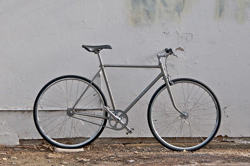 Single Speed project