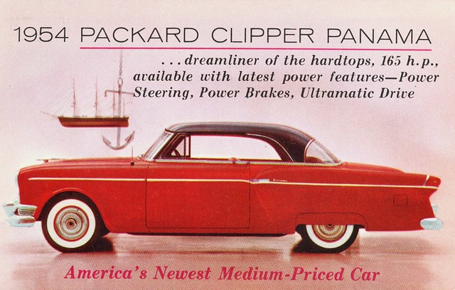 1954 Packard Clipper Panama