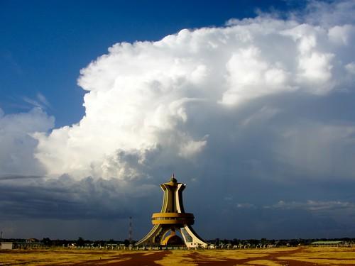 sky cloud storm rain weather clouds ouagadougou burkinafaso