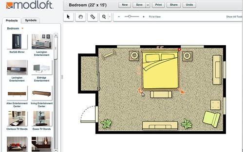 Modloft dise a la distribuci n de tu piso online - Disena tu habitacion online ...