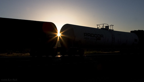 california sunrise canon outdoors canondslr tehachapi caliente railroadcars alltrains kenszok