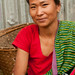Indigenous Woman at Weekly Market - Bandarban, Bangladesh