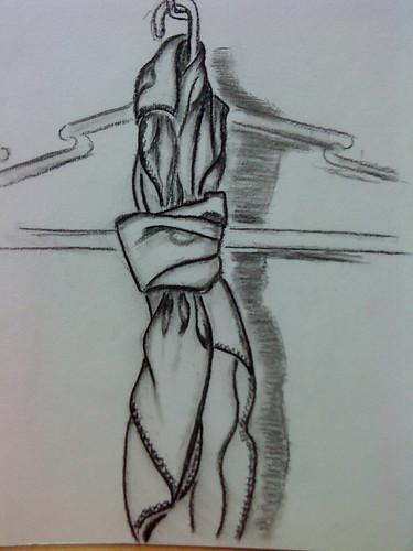 Mama's scarf