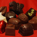 handmade local chocolate at Witches Falls Cottages