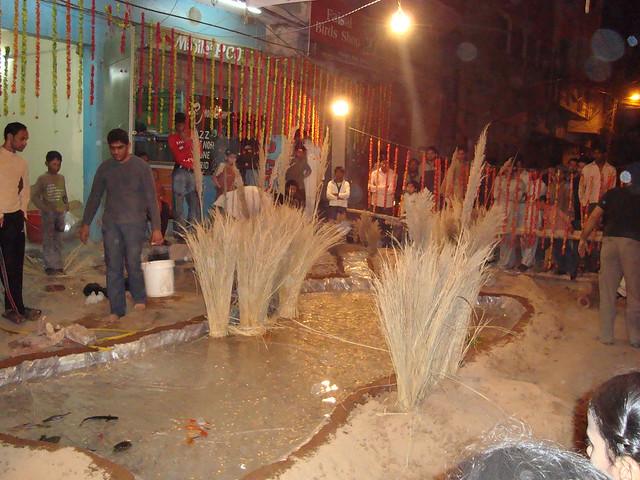 Decoration at 12th rabi ul awal flickr photo sharing for 12 rabi ul awal decoration pictures