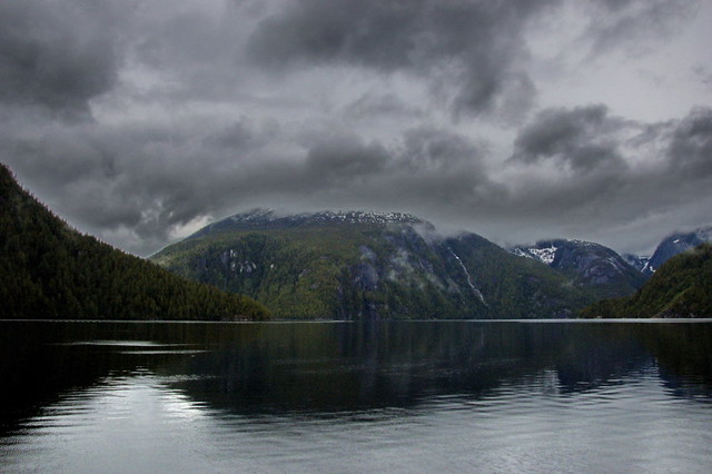 Misty Fjords National Monument, Bosque Nacional Tongass, Alaska