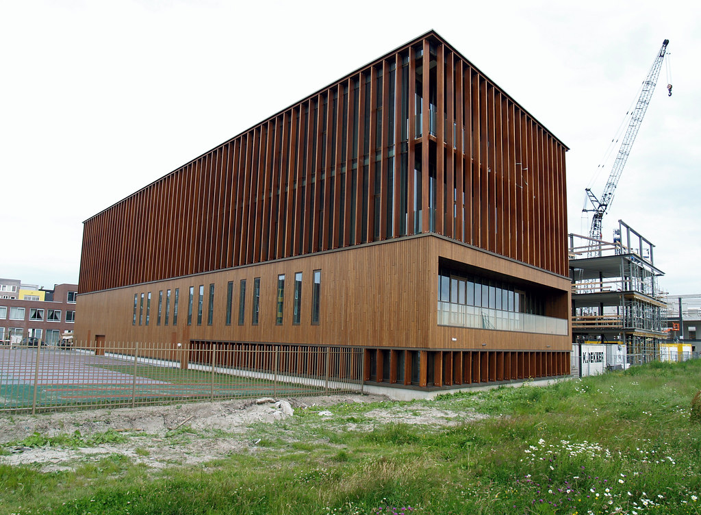 IJburg architecture