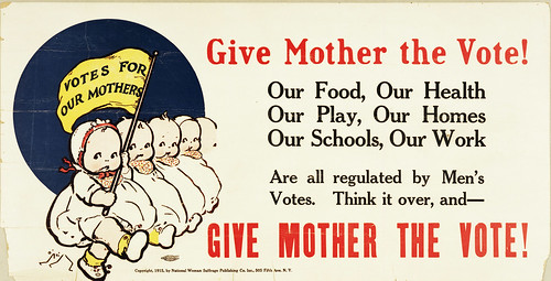 Give Mother the Vote!, 1915