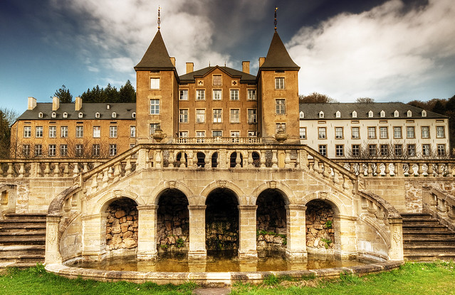Chateau d ansembourg marriage of figaro