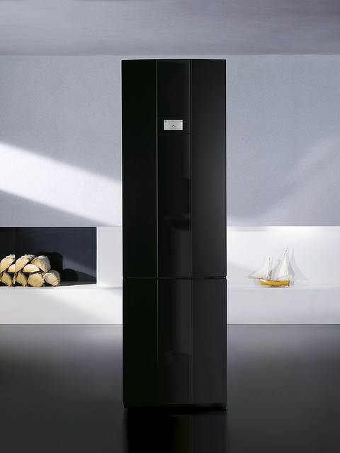 gorenje pininfarina black fridge a photo on flickriver. Black Bedroom Furniture Sets. Home Design Ideas