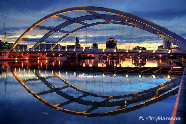 Douglass-Anthony Bridge (HDR)