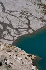 Moraine du Lac Blanc