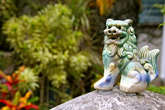 carving, art, garden, garden gnome, sculpture, lawn ornament, green, statue,