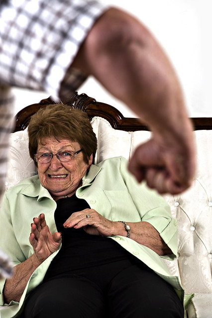 abuse of the older adults