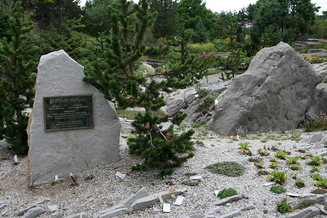 Header of Alpine Garden