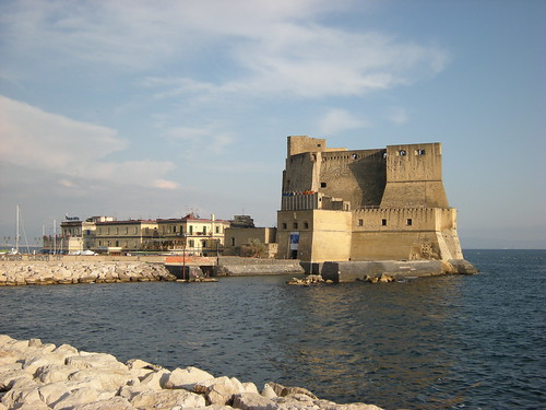Castel dell'Ovo | by Leandro's World Tour