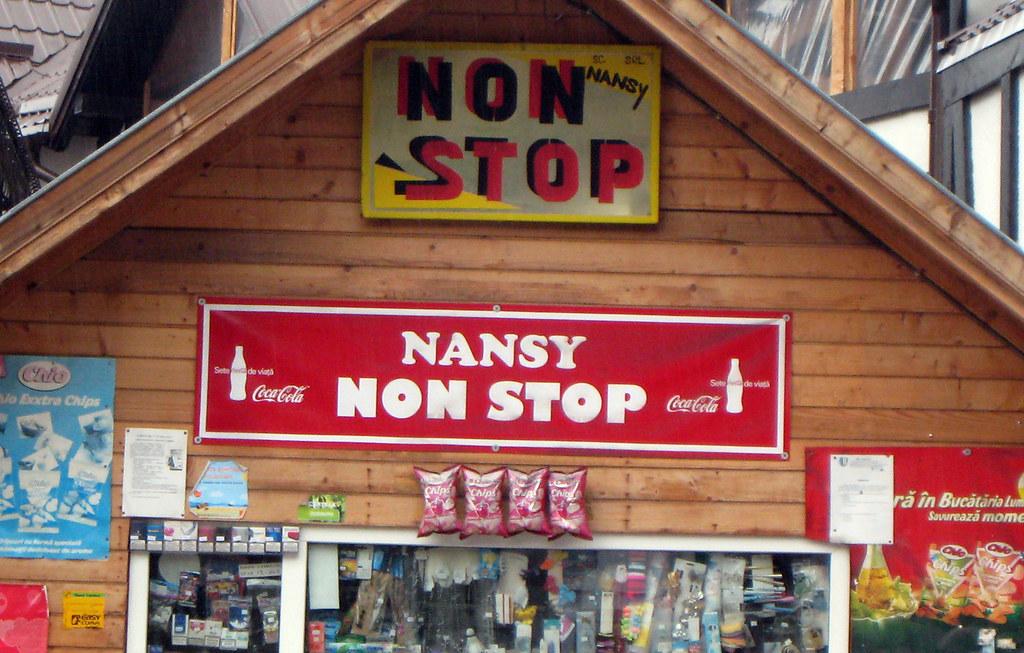 Nansy Non-stop