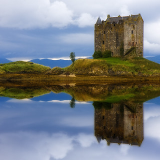 Castle Stalker | by bluestardrop - Andrea Mucelli