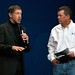 Scott McNealy & Larry Ellison