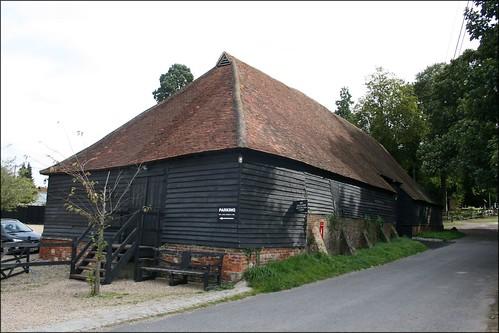 Great Barn, Wanborough