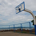 basketball court by Aris Gionis