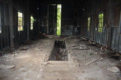 Inside the Old Engine House