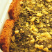Spinach and bread tart