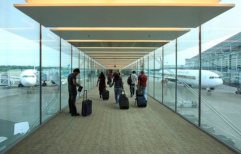 Singapore Changi Airport Hotel Guide