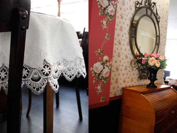 Restaurant mon jardin secret rose sucre blog diy recettes voyages et lifestyle - Deco jardin secret saint etienne ...