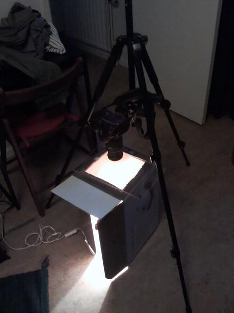 DIY scanner