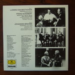 Backside Beethoven - String Quartet op.18 - Amadeus Quartet, Schubert - Nocturno op.148 - Brahms - Piano Quartet op.60