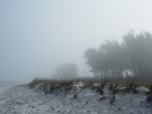anna beach fog tampa mexico island bay sand gulf florida maria dunes thearch1