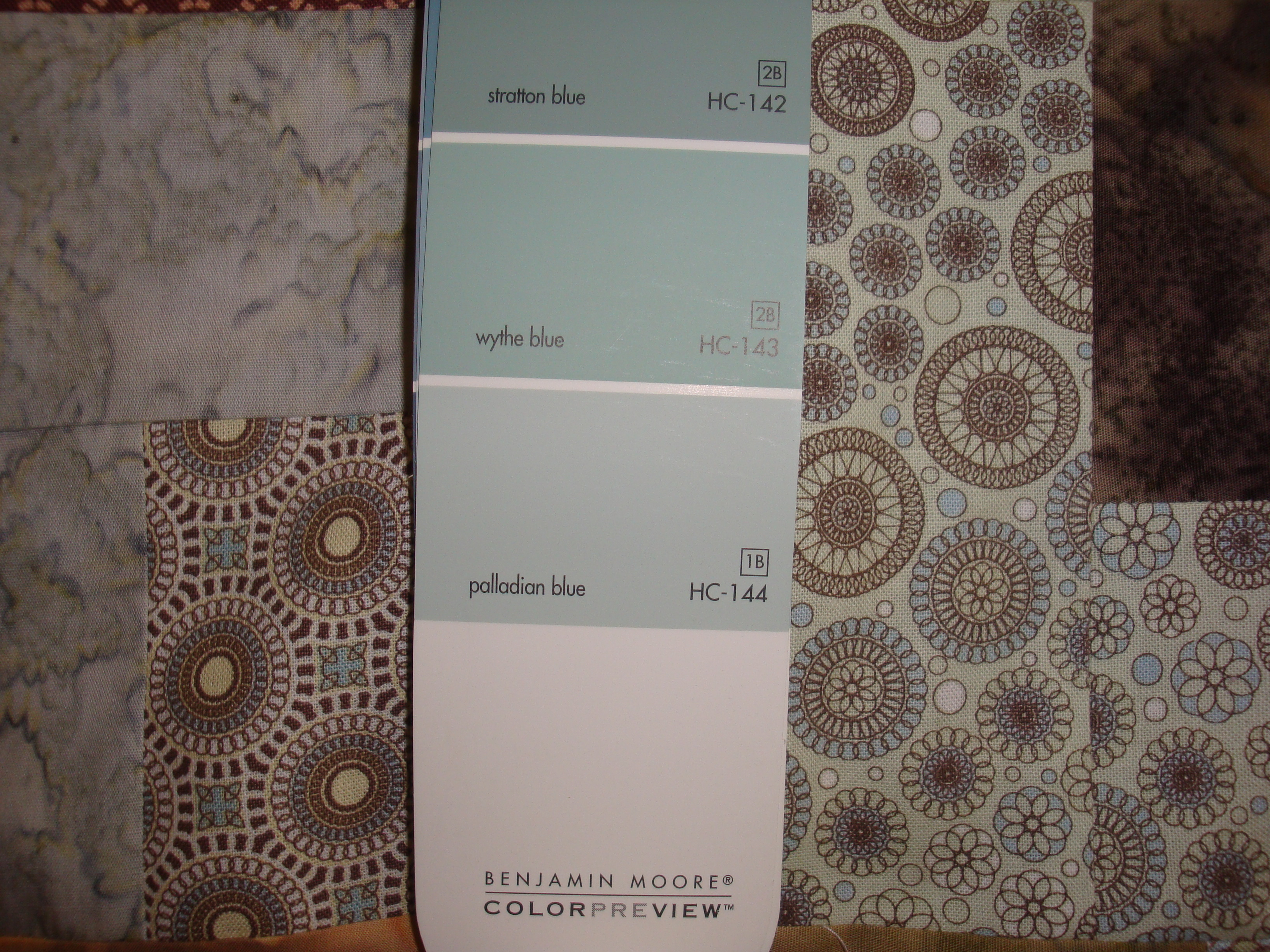 Wythe Blue Paint By Benjamin Moore