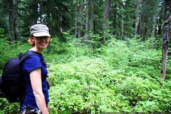 kat walking through huckleberry fields forever    MG…