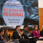 "Conference ""Regional Integration and crisis"" (Paraguay, 21-22 July 2009)"