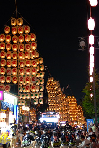japan night matsuri akita 秋田 kanto まつり dsc9238 竿灯