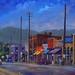 weaverville_main_street-painting by jeffpittmanart