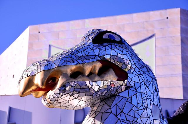 Museum of Modern Art Nice, France