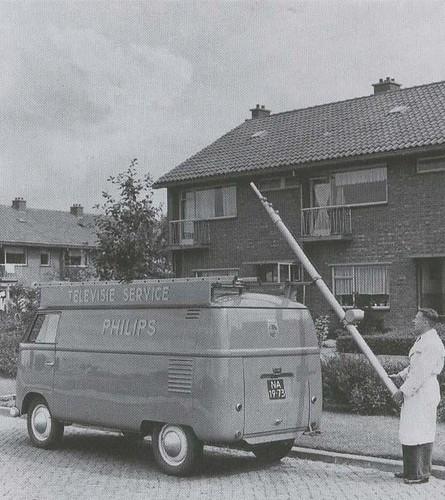 NA-19-73 Volkswagen Transporter bestelwagen 1951
