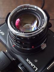 NOKTON classic 40mm F1.4