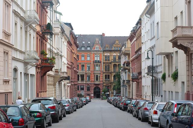 Moritzstraße Wiesbaden