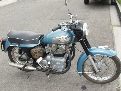 Royal Enfield Constellation 1963
