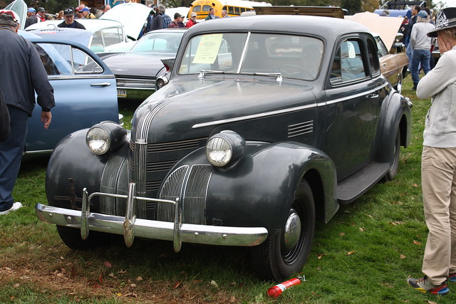 Hershey Car Show >> 1939 Pontiac coupe | Flickr - Photo Sharing!