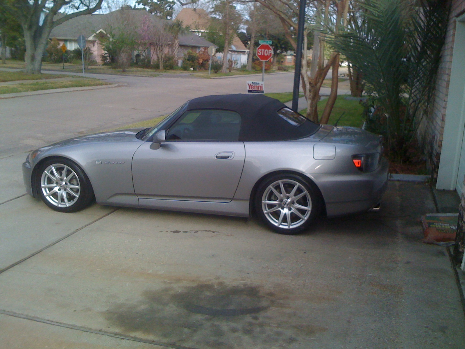 Tint who 39 s got it what percentage and where s2ki for 0 percent window tint