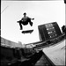 Henri Stigell - Nollie flip by Juha Helosuo