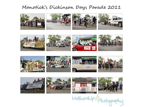 162:365 Dickinson Days Parade
