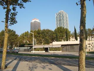 Attēls no El Cul. A Santiago Roldan. barcelona park city parque españa garden spain europa europe village catalonia vila 1992 catalunya olympic parc jardines cataluña ciutat carles jardi espanya olímpica i parcdecarlesi